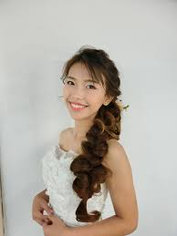 msia kuala lumpur pre wedding actual day make up artist hairstylist
