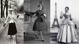 Discover the latest women's clothing and fashion online at new look. Fashion History The New Look By Dior By Kalyani Kala Medium