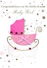 New Baby Congratulations Cards New Baby Girl Congrats Under Fontanacountryinn Com