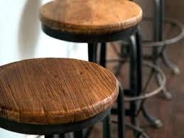 unfinished bar stools. Unfinished Bar Stools Wood Medium Size Of Step Rustic Canada