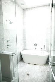 bathtub in shower bath a walk with clawfoot tub curtain rod