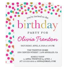 Invites Birthday Party Kid Birthday Invitations Rome Fontanacountryinn Com