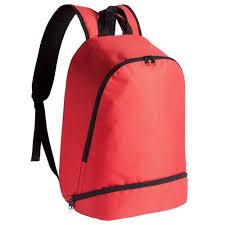 Купить <b>Рюкзак спортивный Unit</b> Athletic- красный по выгодной ...