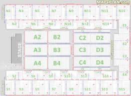 Wembley Stadium Nfl Seating Chart Detailed Seat Numbers Chart With Rows And Blocks Layout