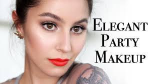tail wedding guest makeup tutorial