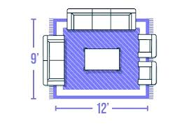 area rug sizes. Large Rug Sizes Area Size For Living Room Of U