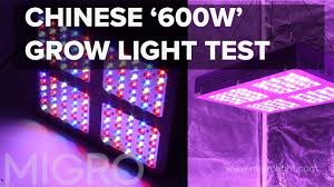 Led Grow Lights For Sale Ebay Chinese Grow Light Review Tear Down