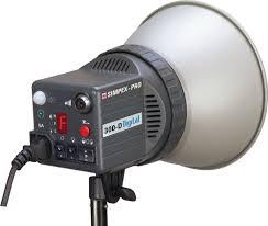 Simpex Pro 300d With Softbox Studio Light Simpex Pro 300d Studio Light
