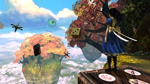 american mcgee wants to make a sequel to alice madness returns so many different renditions variations and adaptions of lewis carroll s alice in wonderland available in all different forms of media