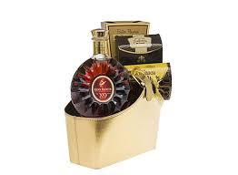 xo til we overdose cognac gift basket remy gift basket cognac gift basket