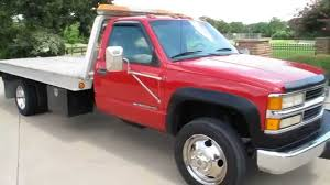 Chevy Silverado 3500HD, Century roll back wrecker, 77k miles, for ...