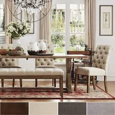 french country dining room furniture.  country style french country  paloma salvaged reclaimed wood rectangular trestle  dining set by inspire q artisan in room furniture i