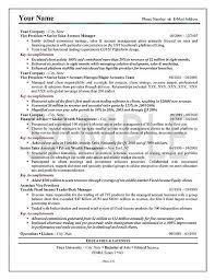 Spectacular Idea Executive Summary Resume 7 Sales Resume Example .