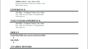 Blank Resume Template Simple Fill In The Blank Resume Form Fill In The Blank Resume Fill In