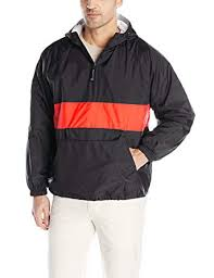 Charles River Pack N Go Size Chart Charles River Apparel Unisex Adults Wind Water Resistant Pullover Rain Jacket Reg Ext Sizes