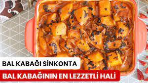 BAL KABAĞI SİNKONTA TARİFİ - YouTube