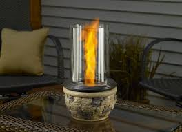 tabletop fire pit gel fuel photo 2