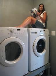 washer dryer pedestal plans with drawer washing machine and diy lg storage