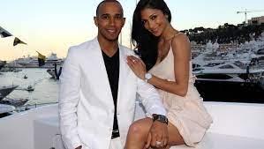 Lewis Hamilton wooing Nicole ...