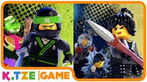 Lego Ninjago Die Schule der Ninja 🥊 Deutsch - Spiele online auf Toggo -  YouTube