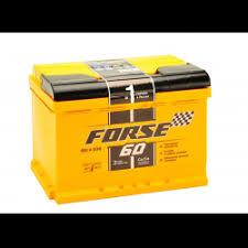 Отзывы о Автомобильный аккумулятор <b>Forse</b> 60 А/Ч
