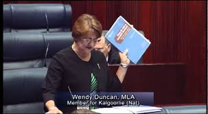 Address-in-Reply - Wendy Duncan MLA - YouTube