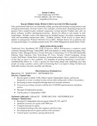 cover letter accounts executive resume format best executive resume format