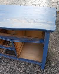 bedroom sideboard furniture. diy color stain project bedroom sideboard in vintage denim blue by robbrestylecom furniture t