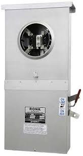 model 7103ms meter rite meter socket double throw meter socket