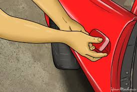 car door handle. Exterior Car Door Handle