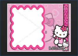 invitation card hello kitty hello kitty invitation card free printable rome fontanacountryinn com
