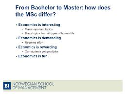 master of science major in economics ass dean per botolf maurseth 4 from