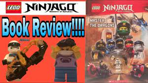 LEGO Ninjago Season 9 Hunted Master The Dragons Book Review/Unboxing!!!! -  YouTube