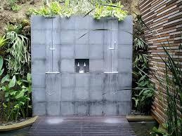 outdoor shower. Outdoor Shower I