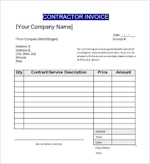 Sample Invoice For Consulting Services Free Consulting Invoice Template Word Consultant For