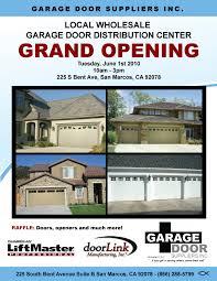 garage door suppliersBlog  Garage Door Suppliers Inc