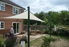 garden sail installations