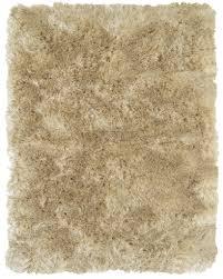 unique rose gold area rug plush collection art silk in cream by bd fine burke