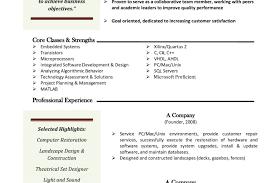 Wondrous Writing A Resume Good Example Tags Resume Writer Online