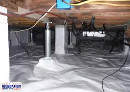 crawl space repair fixing a crawl space cleanspace and crawl space repair smart jacks and cleanspace