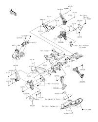 Wiring harness 1978 · 2017 kawasaki z650 er650ghf frame ings parts best oem frame rh bikebandit kawasaki ninja parts diagram