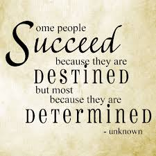 Famous Quotes Determination