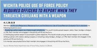 Police Use Of Force Project
