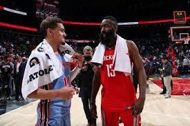 Rockets Vs Hawks Game Thread The Dream Shake
