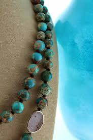 Facet Foundry Jewelry Studio Nina Nguyen Divine Lotus Necklace