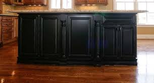 custom black kitchen cabinets. Black Cabinet Knobs Custom Distress Island French Vanilla Cabinets Kitchen Ginger Deluxe A