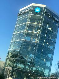 Carvana Vending Machine Locations Beauteous Carvana CarVending Machine High Heels Good Meals