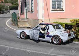Fia00078 the fiat 2300 s represented the classic italian grand tourism. Fiat X1 9 Climb Race In Chiavari Leivi Uphill September 30 2020 Italy In This Image The Car Is Engaged During The Sixth Time Trial Of The Race Stock Photo Picture And Royalty