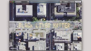 La via Black Lives Matter di Washington è ora visibile su Mappe