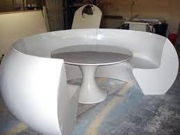 Fiberglass Patio Furniture Outdoor Goods - Fiberglass Patio Furniture,  Russell Woodard Spun Fiberglass Patio